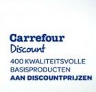 Carrefour Discount fait sa publicité en Belgique