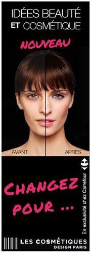carrefour les cosmetiques design paris olofsson plassat