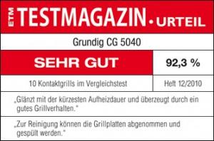 grundig testmagazin magazine 5040
