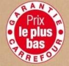 Carrefour : garantie « Prix le plus bas » sur les produits bio !