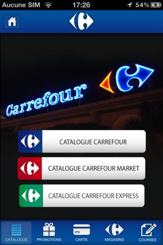 Carrefour tunisie iPhone