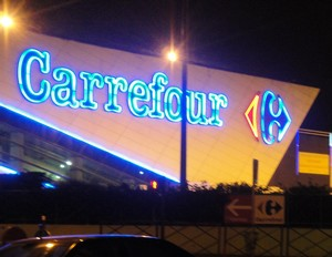 carrefour parisien
