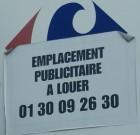 Carrefour : emplacement à louer