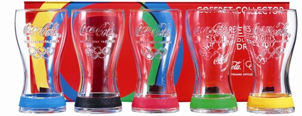 verre coca-cola collector