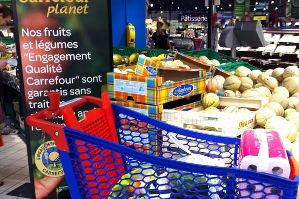 Carrefour planet engagement qualite fruit