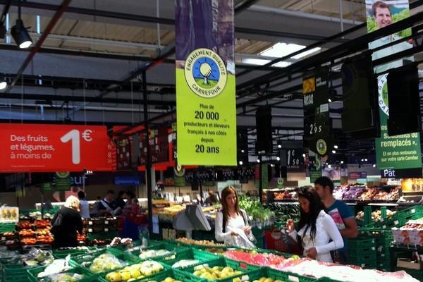 Carrefour 20000 producteurs depuis 20 ans
