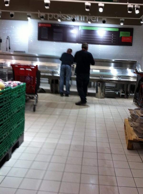 carrefour market Saint Pierre Les Nemours 25
