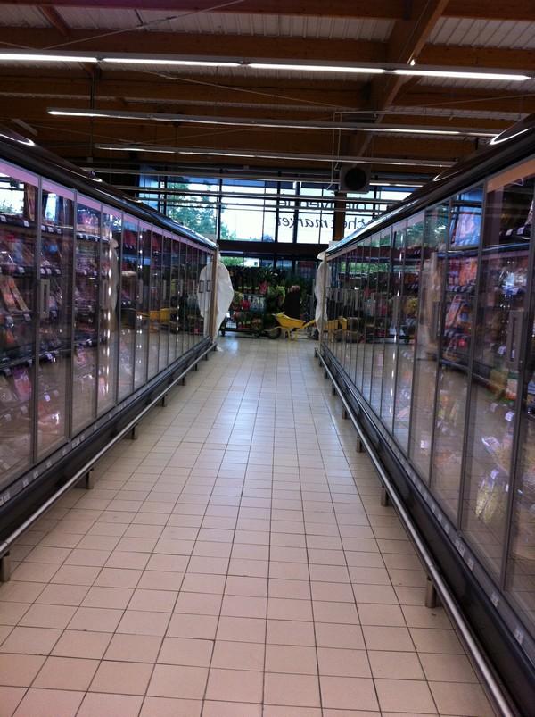 carrefour market Saint Pierre Les Nemours 28