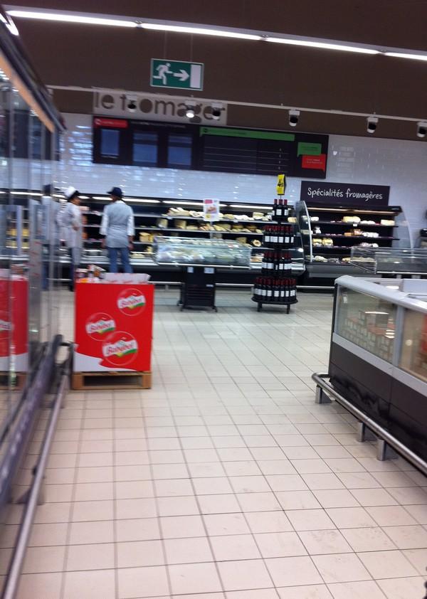 carrefour market Saint Pierre Les Nemours 34