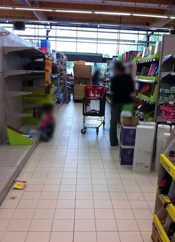 carrefour market Saint Pierre Les Nemours 43