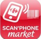 Carrefour : Scan'Phone chez Market V3
