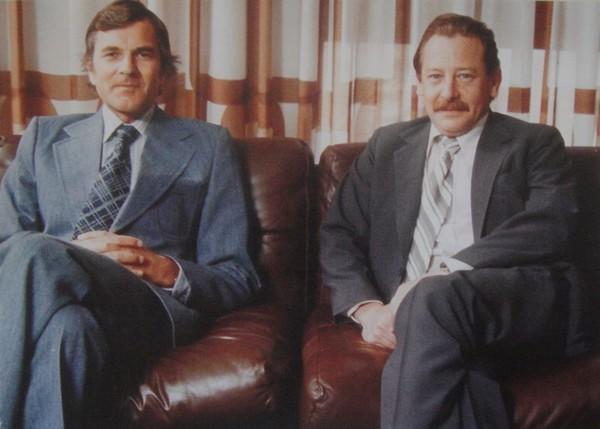 Accor Paul Dubrule et Gérard Pélison