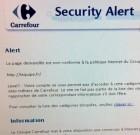 Carrefour : la politique de sécurité et nos amis des agences en question