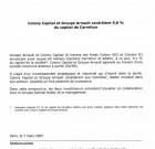 Groupe Arnault et Colony Capital rentrent au capital de Carrefour
