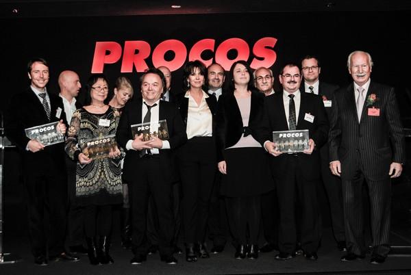 laureats prix procos 2013