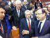 Eric Bourgeois face à François Hollande