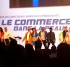 Réunion des directeurs Carrefour hypermarchés