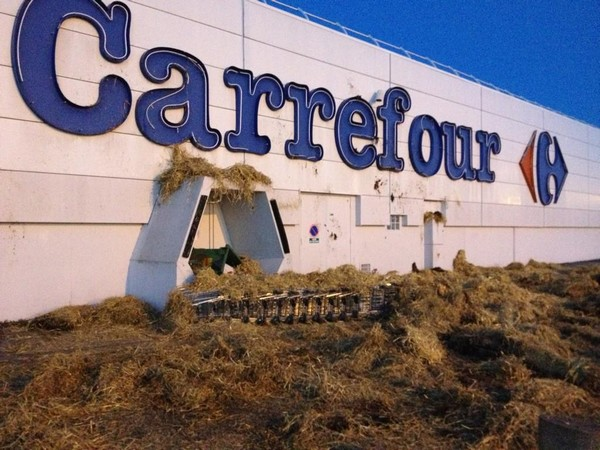 carrefour paille magasin