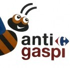 Carrefour : une abeille anti-gaspi au siège
