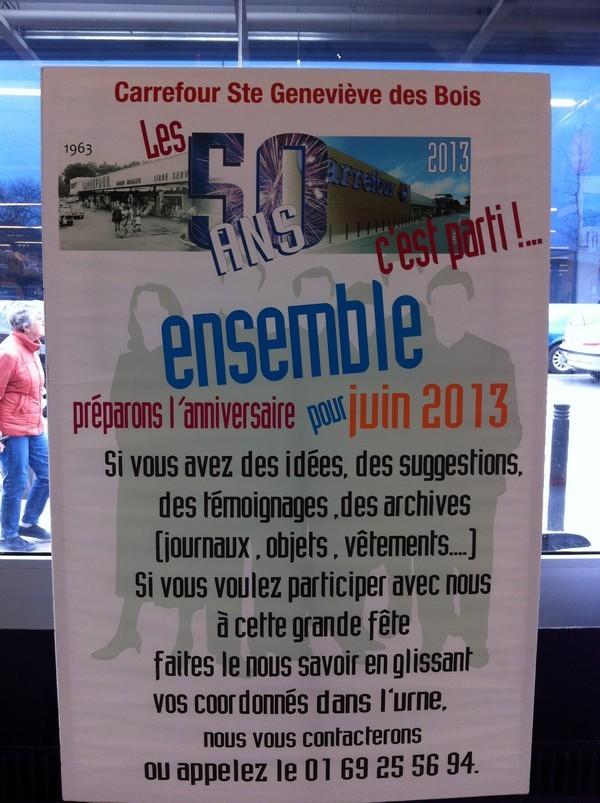 Carrefour Sainte Genevi u00e8ve des Bois en travaux # Carrefour Ste Geneviève Des Bois