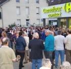 Bascule du Shopi de Scey-sur-Saône-et-Saint-Albin en Carrefour Contact