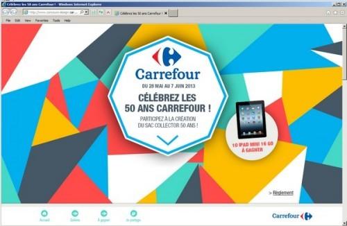 Carrefour 50 ans