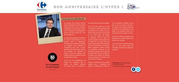 Qui a inventé l'hypermarché # Carrefour Ste Geneviève Des Bois