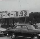 Carrefour Sainte Geneviève des Bois en 1963 et son parking… en vidéo