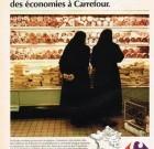 De plus en plus de gens viennent faire des économies à Carrefour