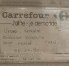 On trouve de tout chez Carrefour