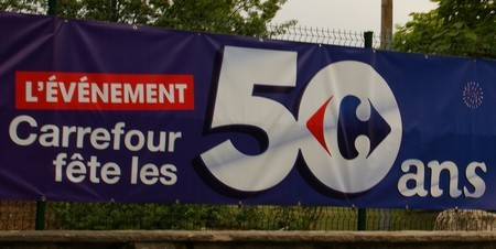 inauguration 50 ans carrefour