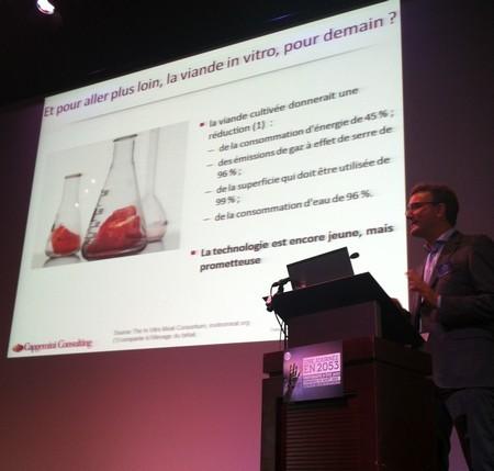 capgemini viande in vitro