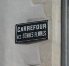 Ile de Ré : Carrefour face à Leclerc