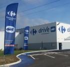 Ouverture d'un service Drive à Carrefour Salaise-sur-Sanne