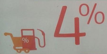 carrefour espagne 4 de r duction avec la carte sur le caddy et le carburant. Black Bedroom Furniture Sets. Home Design Ideas