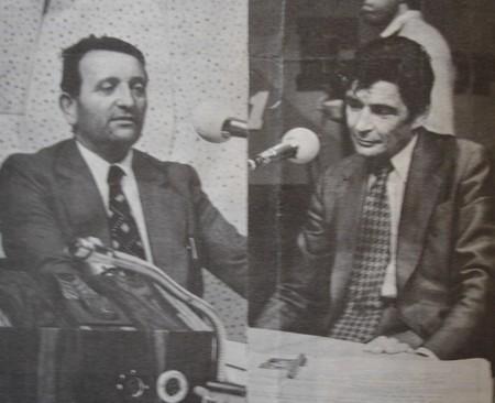 edoaurd leclerc denis defforey europe 1 1976