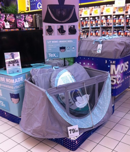 magic bed carrefour chartres