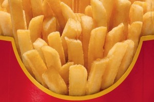 McDonald's fait sa publicité sans nom