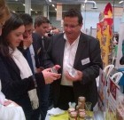 Carrefour-FEEF : Sylvia Pinel rencontre les producteurs