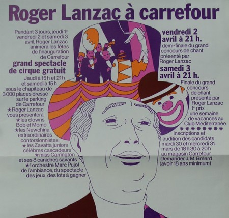 carrefour roger lanzac