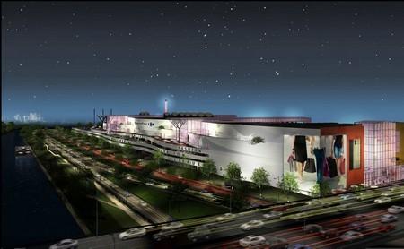 centre commercial regional de villeneuve-la-garenne