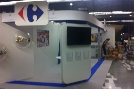 carrefour stand actionaria
