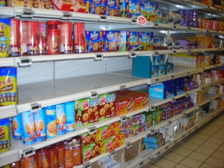 hypermarche rupture sud ouest
