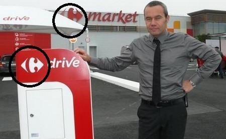 market carrefour drive