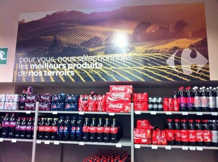 Coca Carrefour