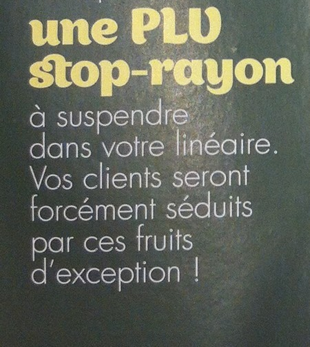 PLV stop rayon exception