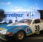 Carrefour roule en Ferrari 365 GTB