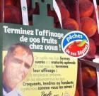 Carrefour : la PLV qui a la pêche