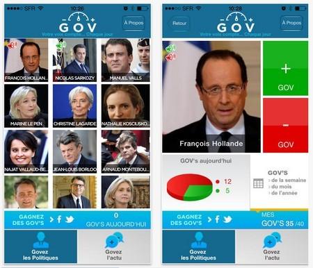 gov application