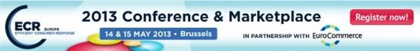 ECR 2013 conference marketplace 14 et 15 mai 2013 brussels